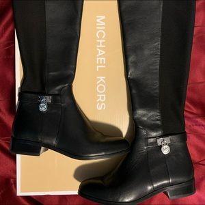 Black Hamilton MK Boots